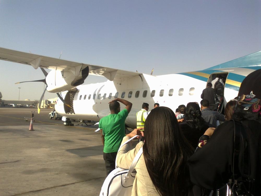 Tourist Exit - Hello, Oman! (4/6)