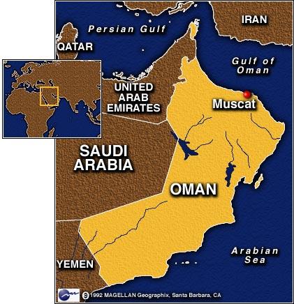 Tourist Exit - Hello, Oman! (1/6)