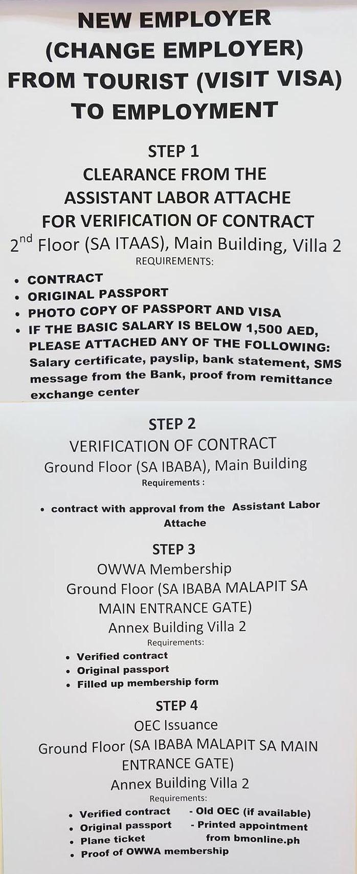 abu-dhabi-tourist-visa-employment-visa-owwa-oec