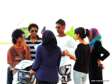 Youth talks