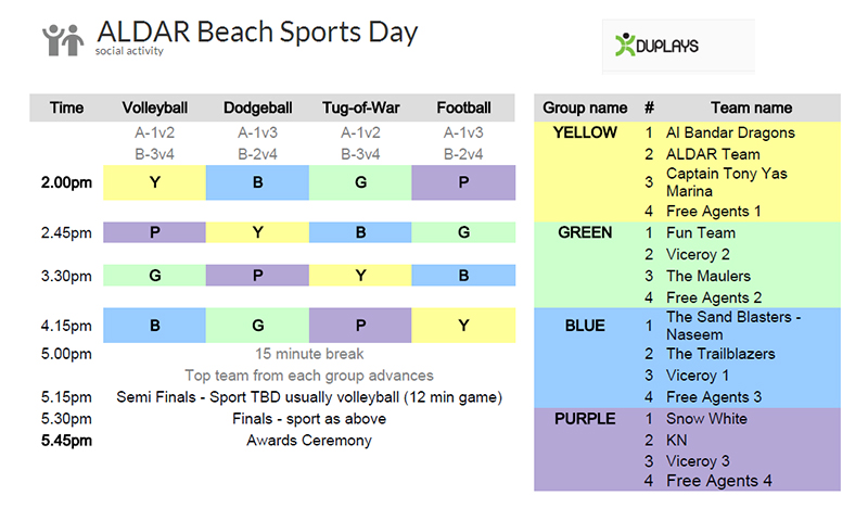 Aldar Sports Day 2013 (2/6)