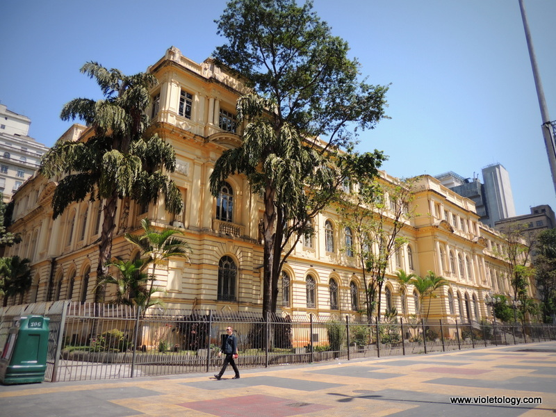 Sao Paulo's Old Downtown (Part 1) (4/6)