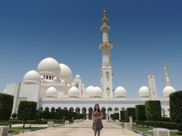 Abu Dhabi Mosque (2)