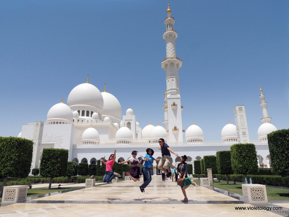 Abu Dhabi Mosque (4)