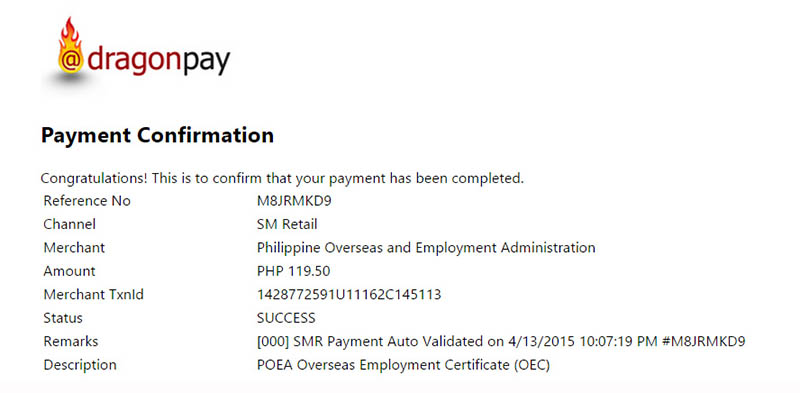 OEC-payment-confirmation