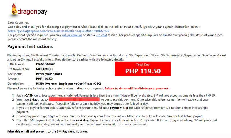 OEC-payment-instructions
