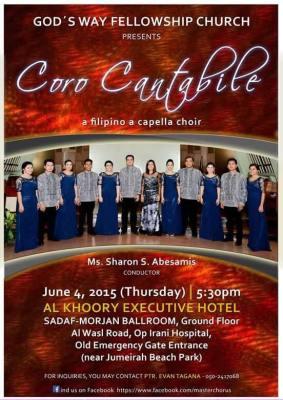 Coro Concert