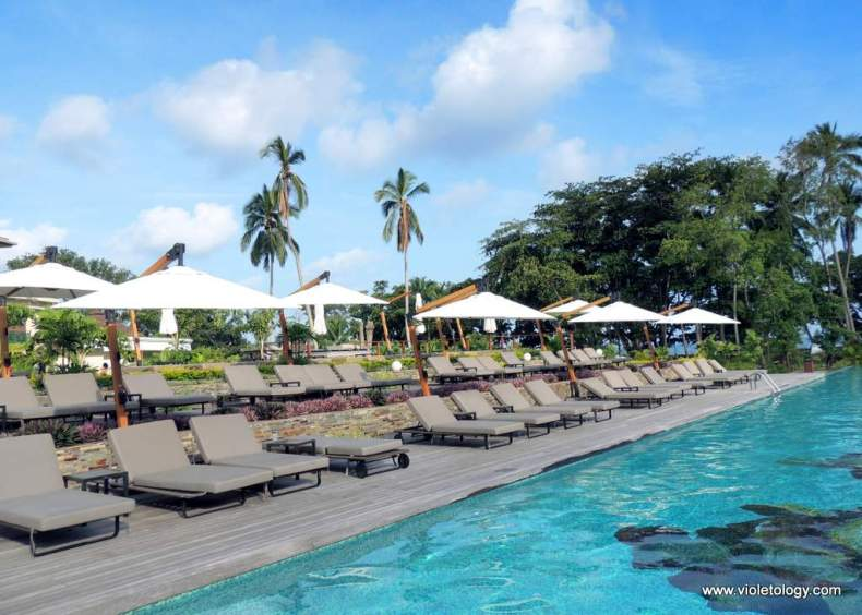 Savoy pool