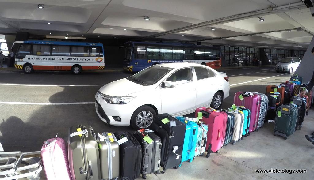 How To Ride Grabcar At Naia Manila Airport Violetology