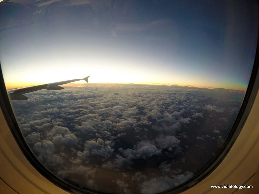 japan flight