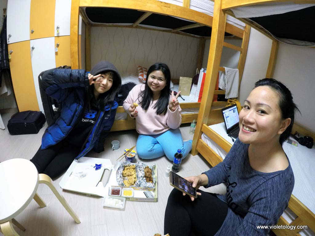seoul guesthouse