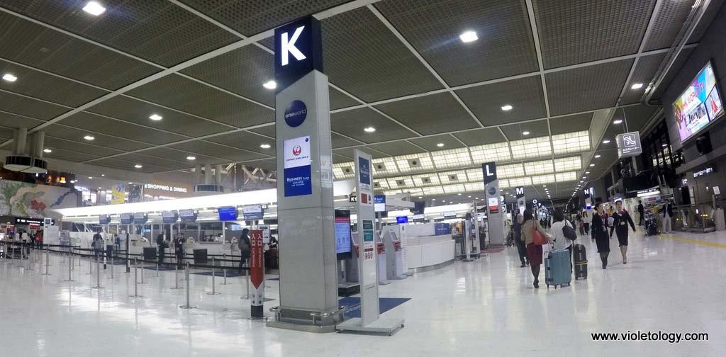 Flight to Korea