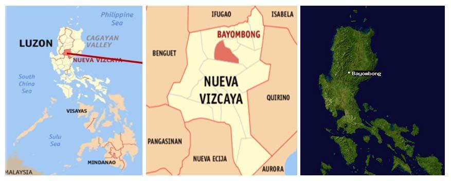 bayombong-nueva-vizcaya-map