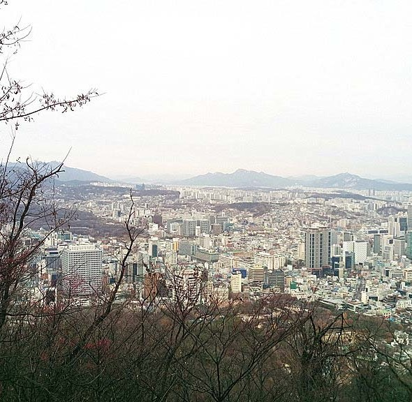 korea-namsan-tower