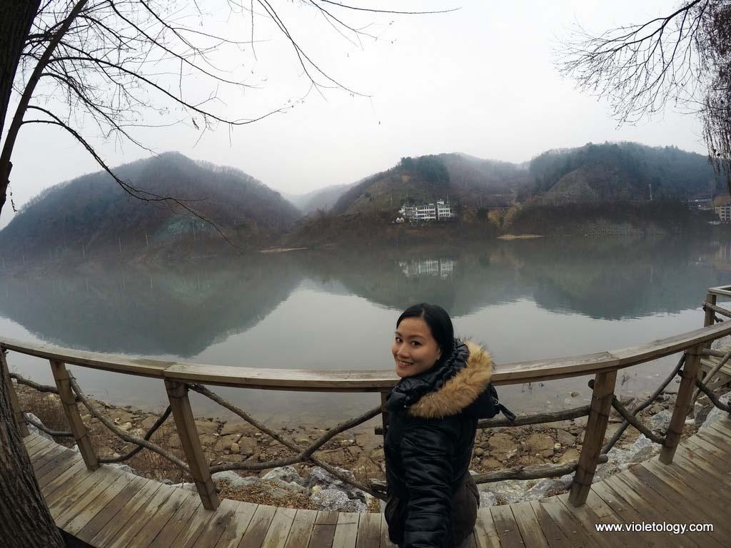 nami island south korea