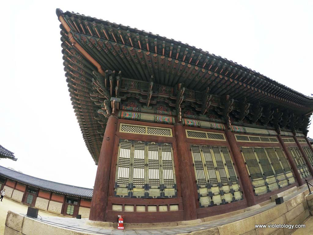 hab korea palace tour