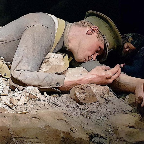 gallipoli museum of new zealand te papa