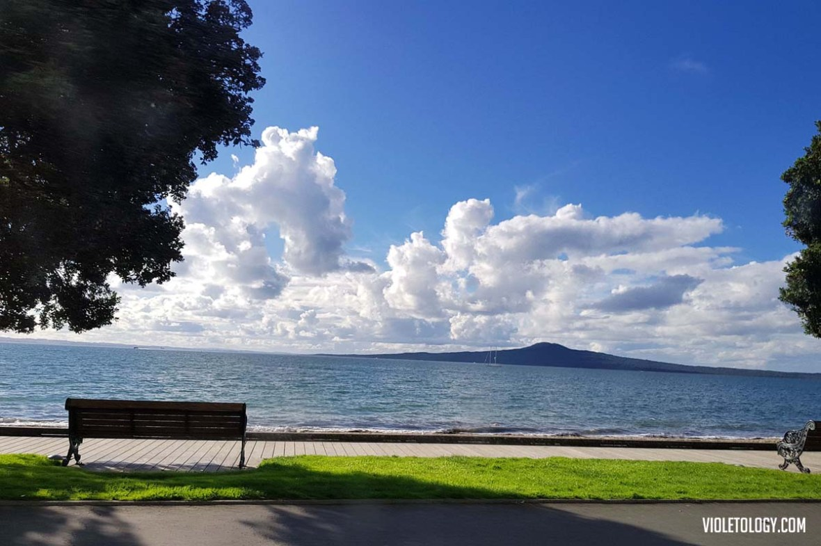 New zealand afternoon with the kids violetology - Mission bay swimming pool auckland ...