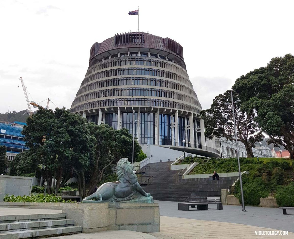 new zealand parliament