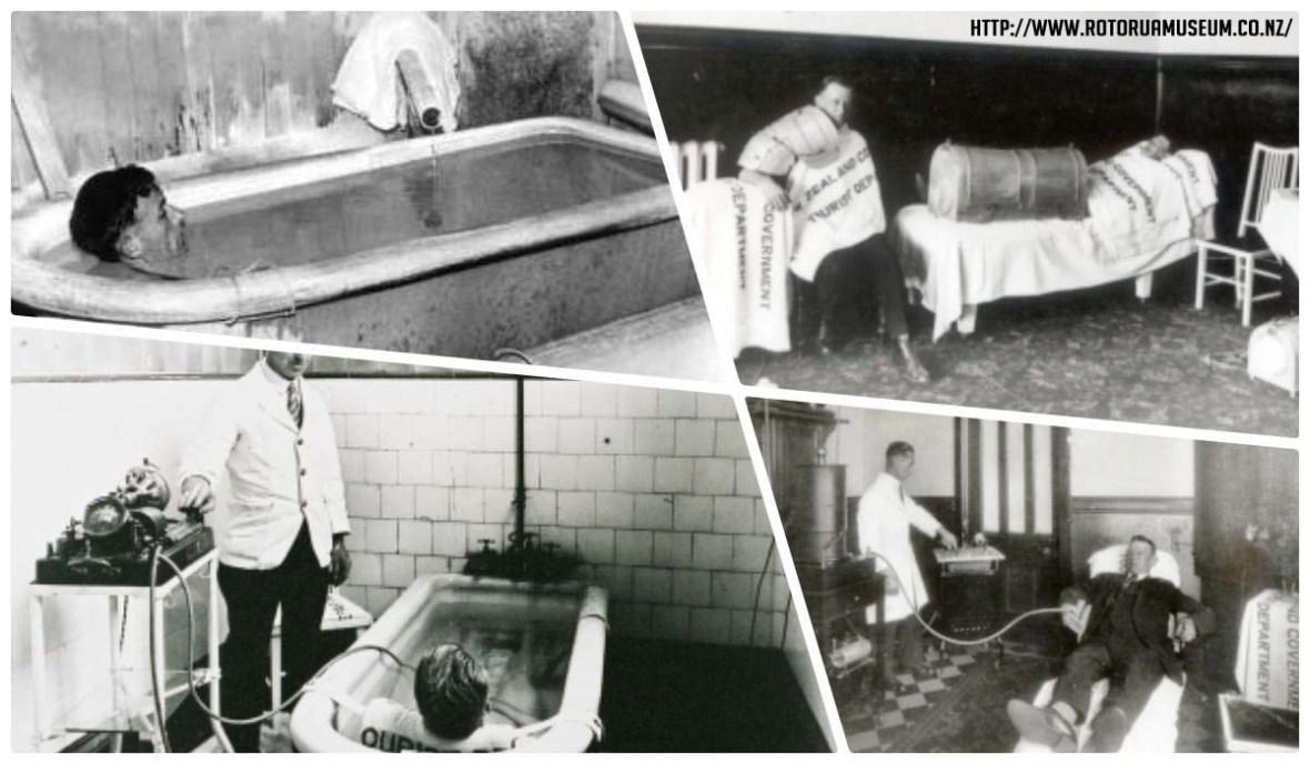 rotorua museum bath house