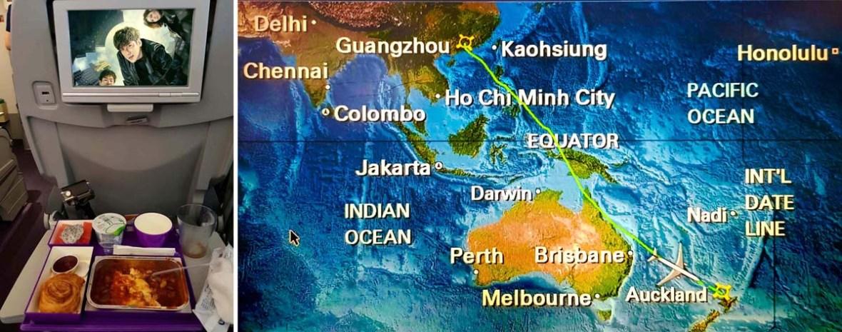 Manila flights to New Zealand