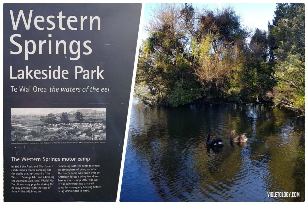 Western Springs Lakeside Park