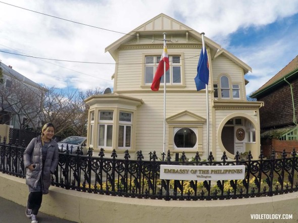 philippine embassy new zealand wellington