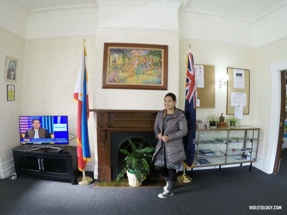 philippine embassy new zealand wellington