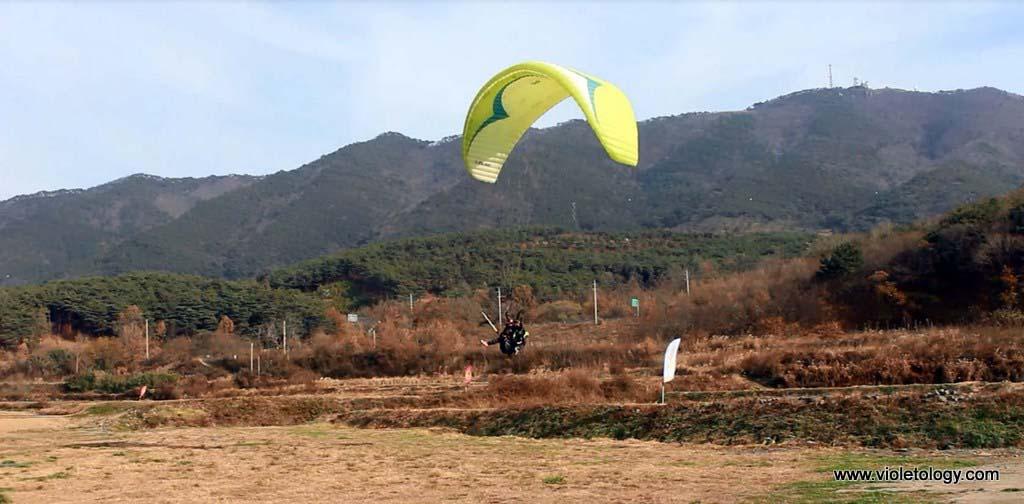 paragliding-korea