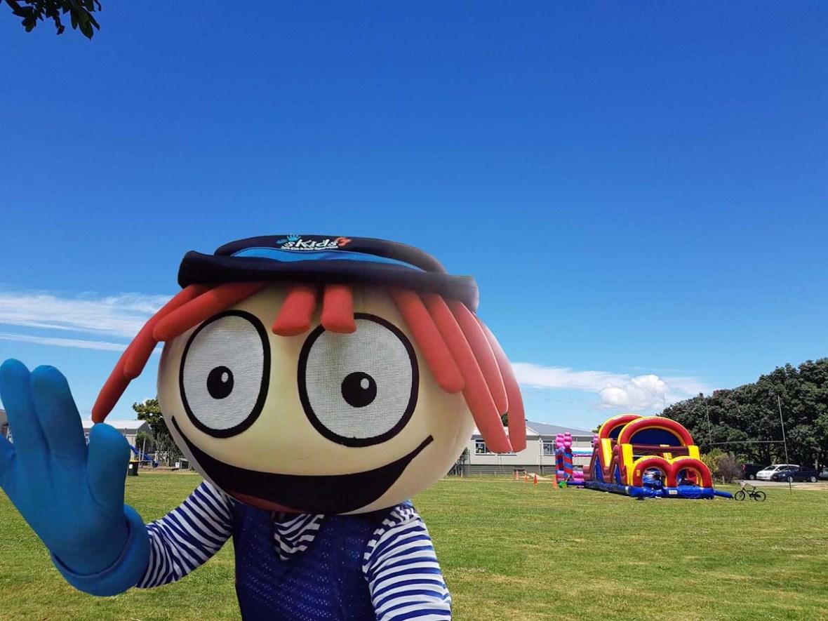 skiddy skids mascot weymouth