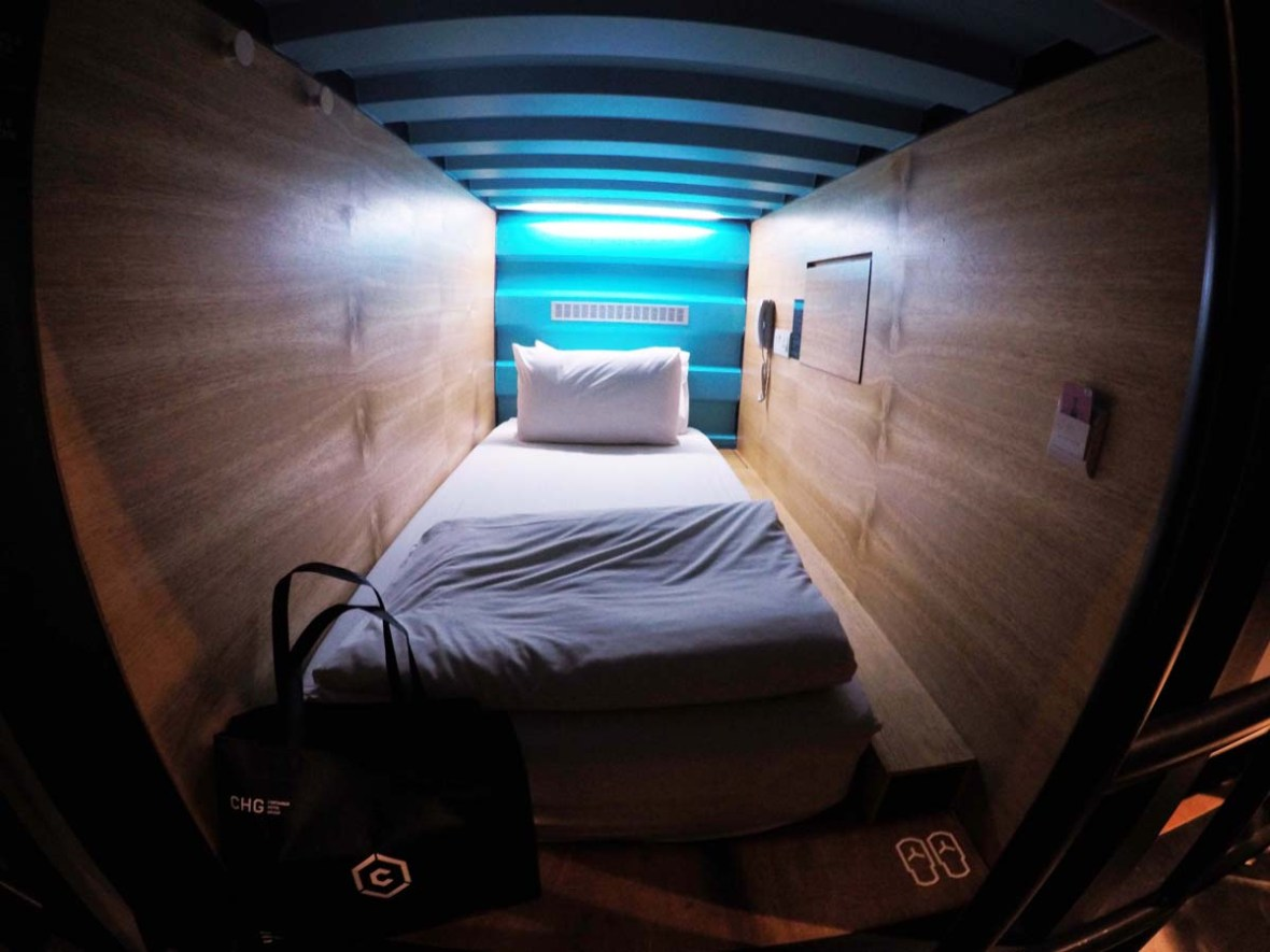 255 Tips when staying at the Capsule in KLIA25 – Violetology
