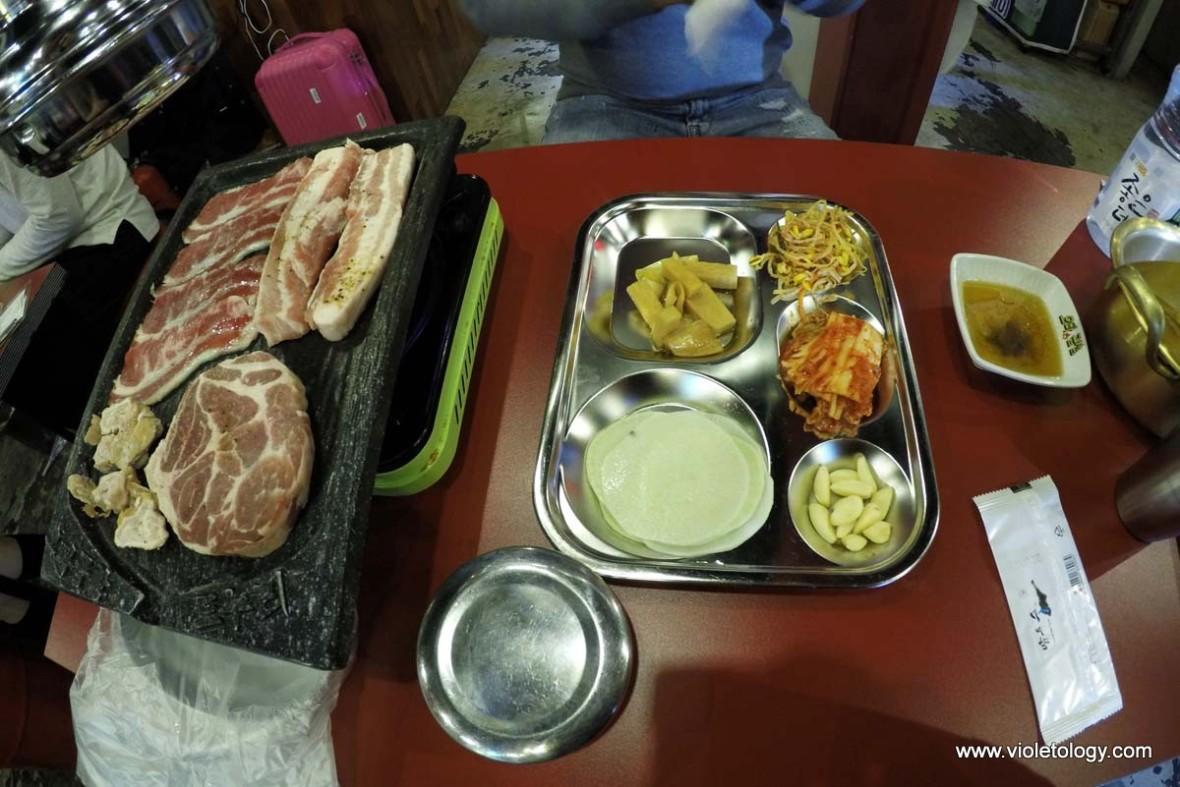 korean food seoul