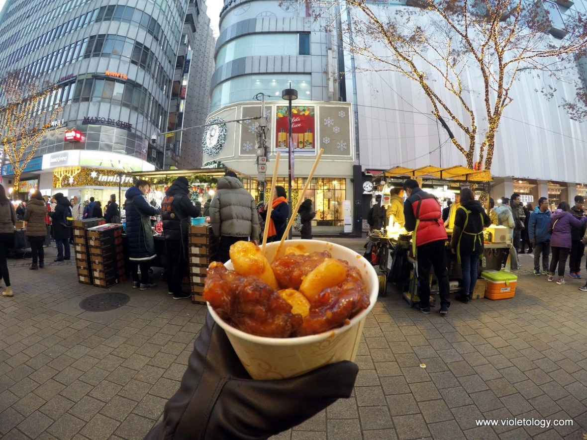 korean street food seoul