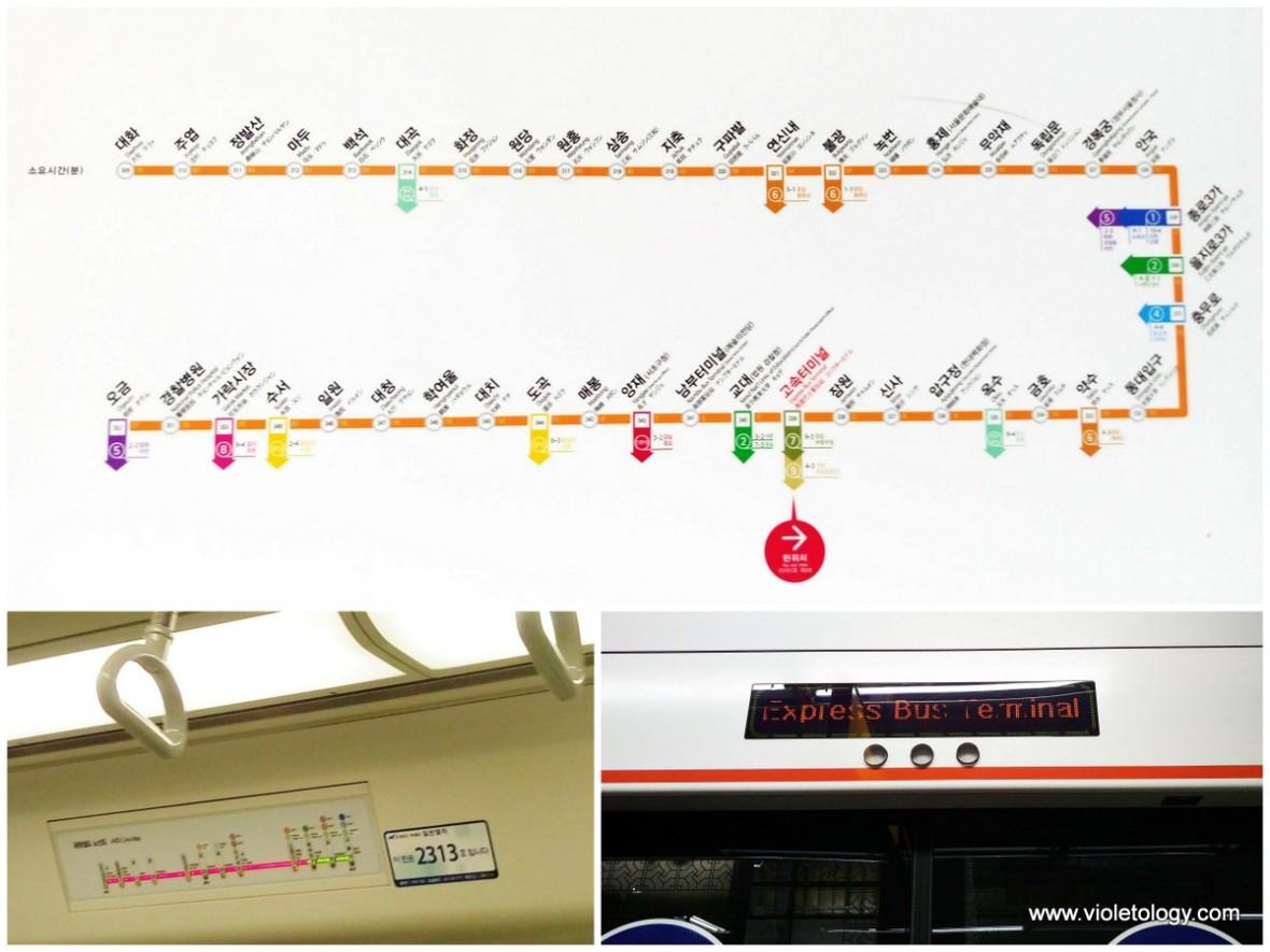 seoul subway korea