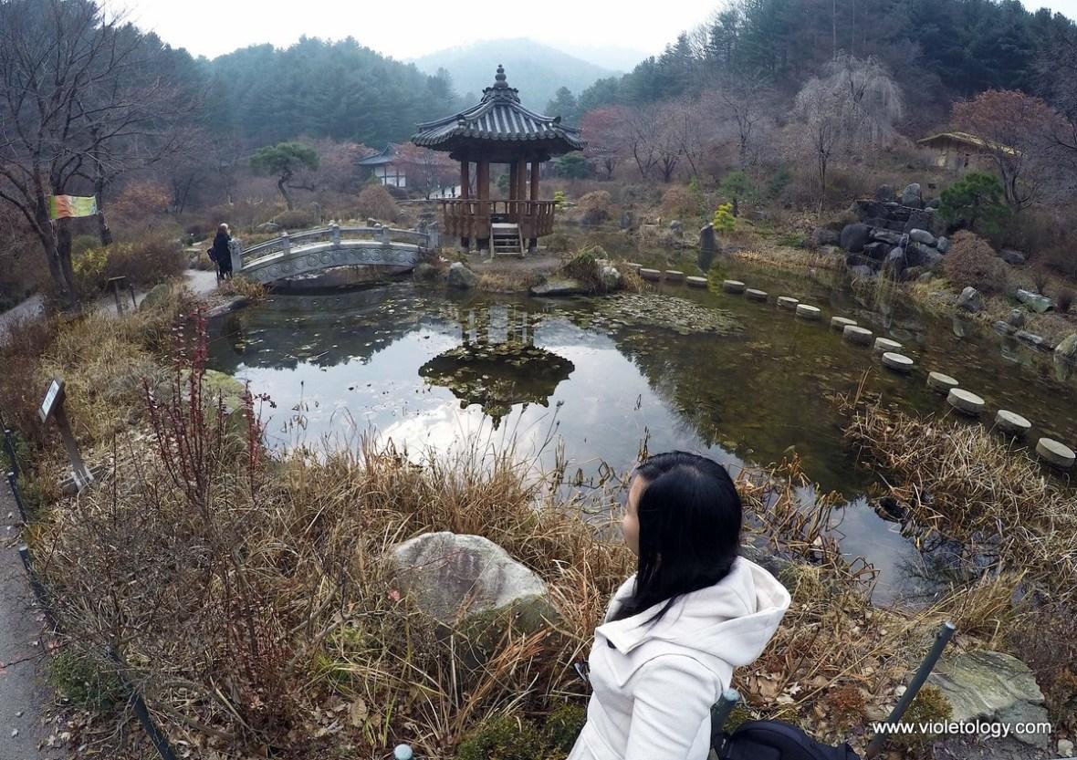 the garden of morning calm seoul