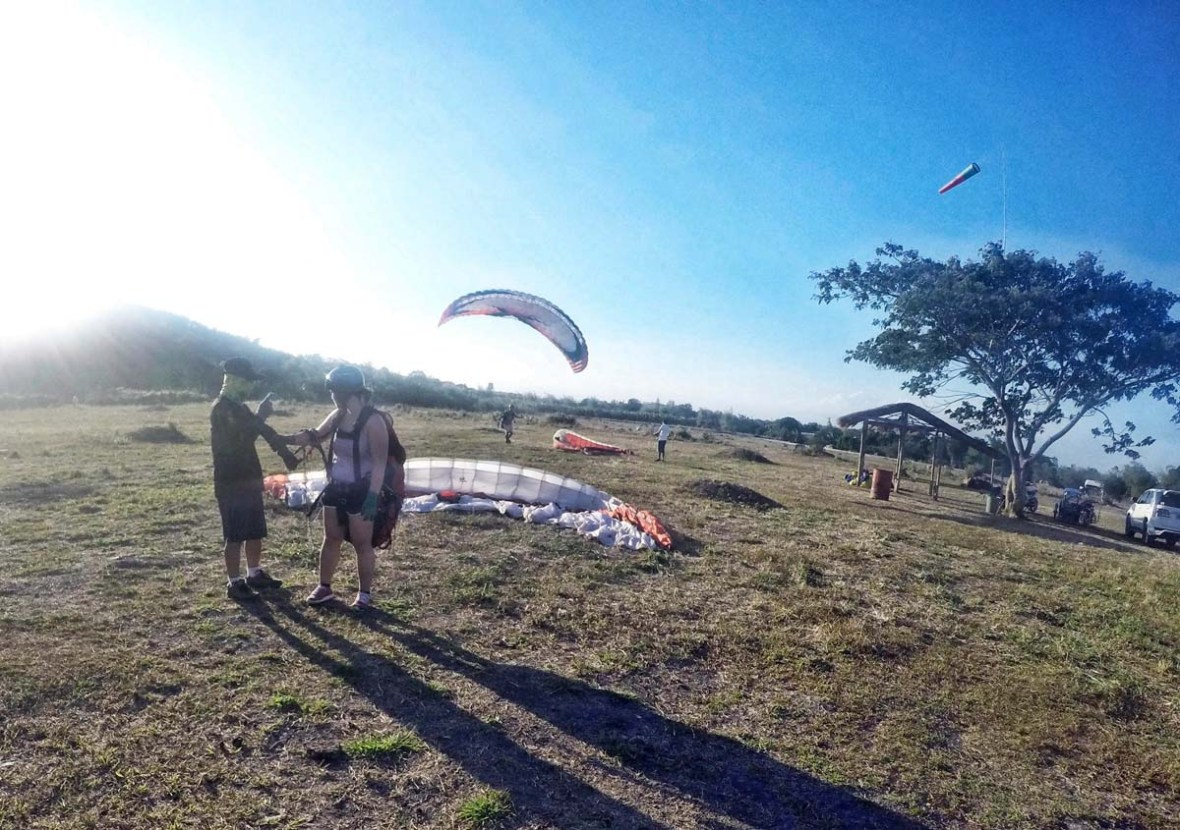 paragliding philippines