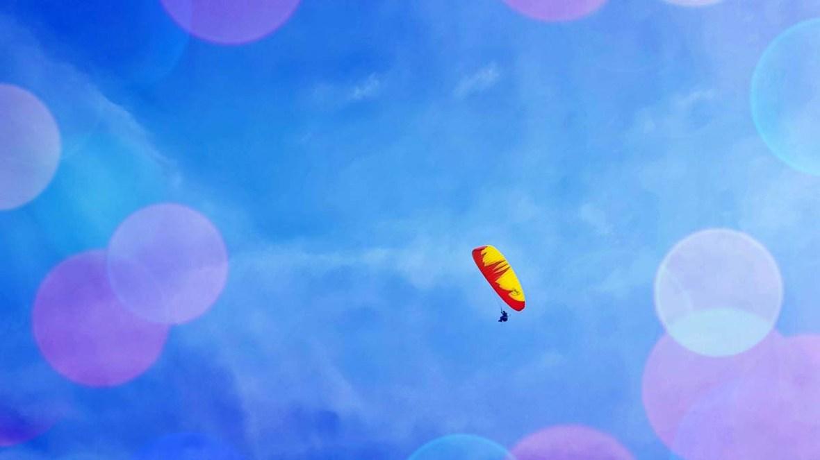 ranau sabah paraglidiing