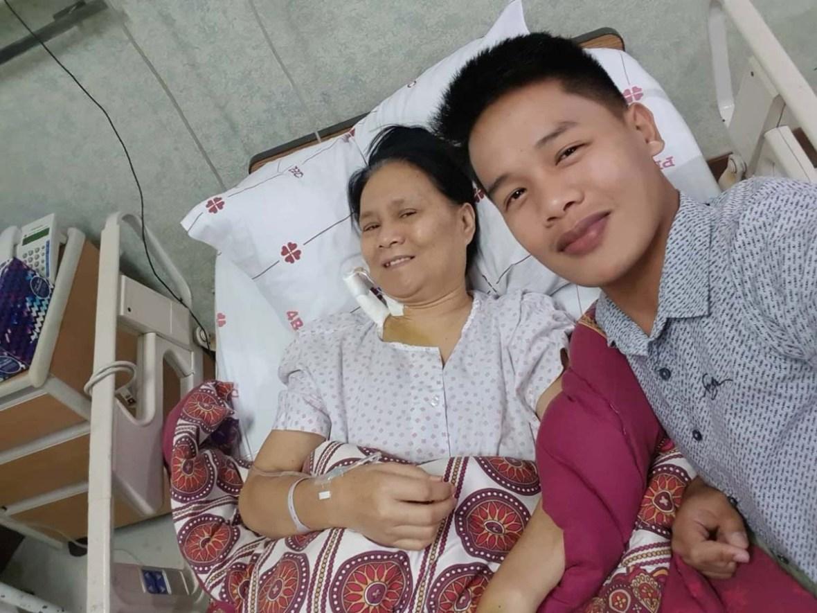 gloria lucasi philippine heart center