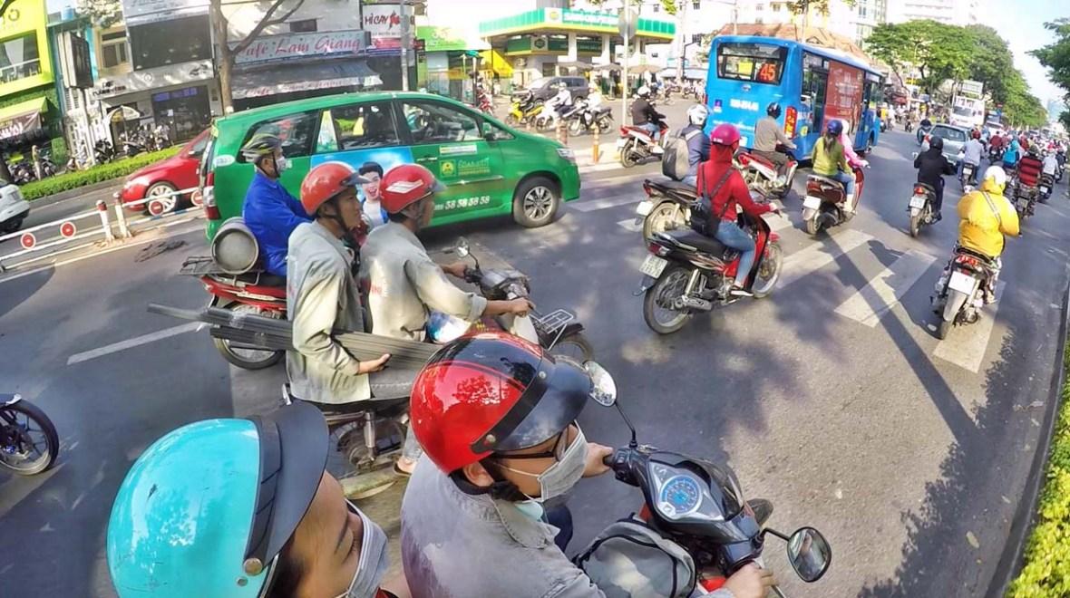 saigon adventure ho chi minh vietnam
