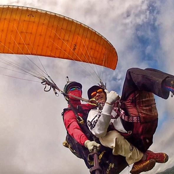 paragliding in nueva vizcaya