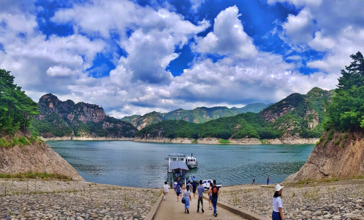 danyang chungju lake cruise tour