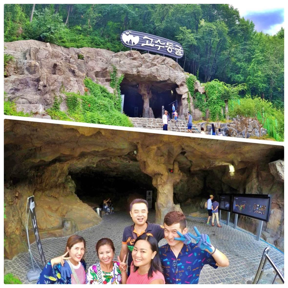 danyang gosu caves
