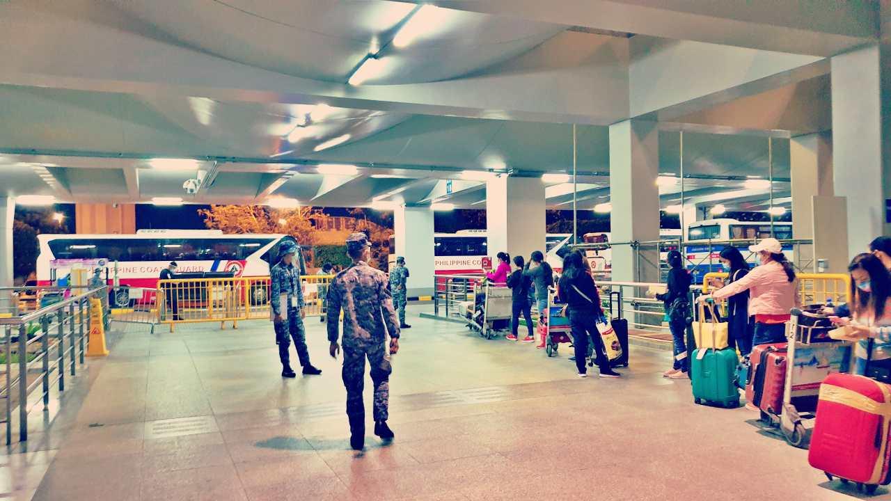 covid ofw repatriation uae philippines
