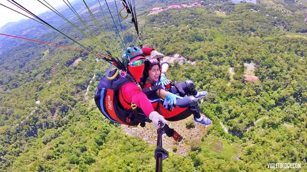 nueva vizcaya tourism council paragliding