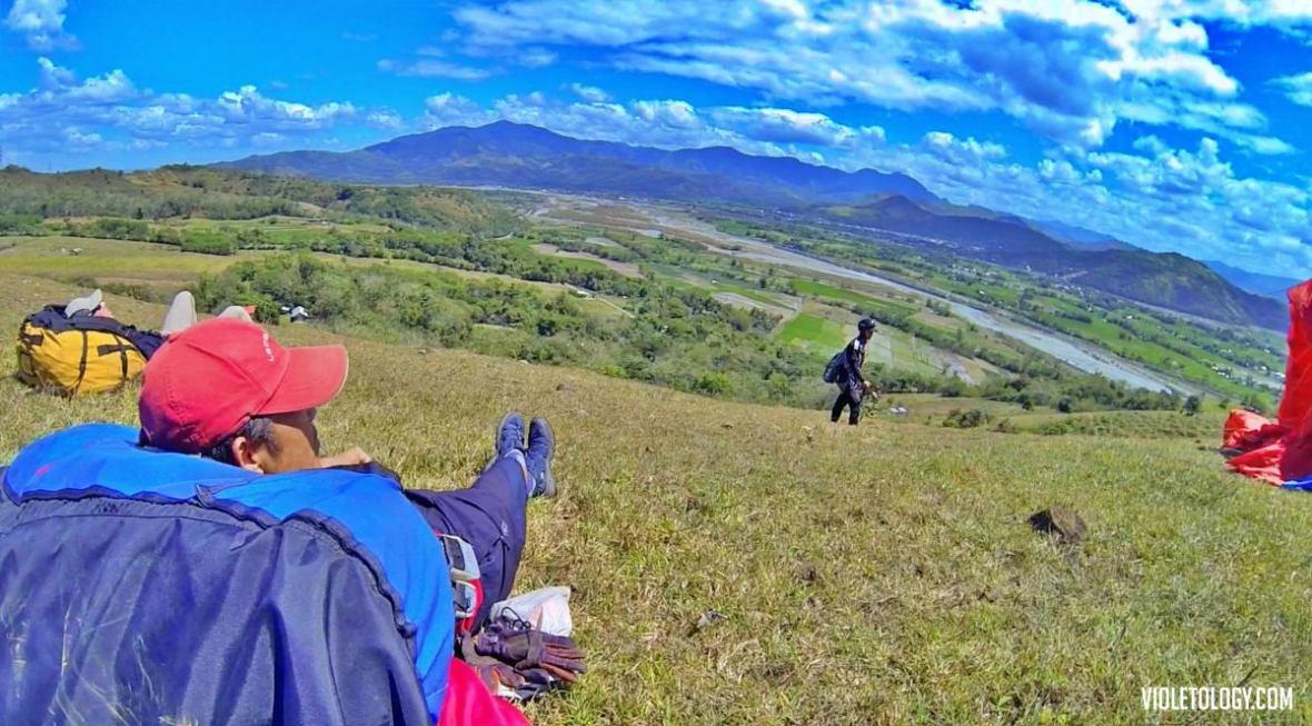 nueva vizcaya paragliding