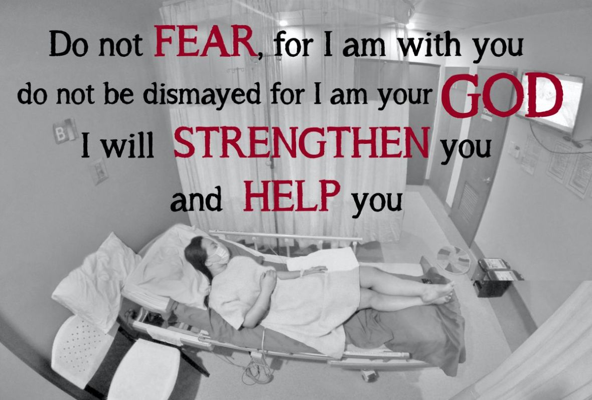 bible verse for fear