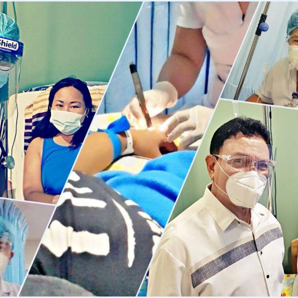 salubris doctor nurse
