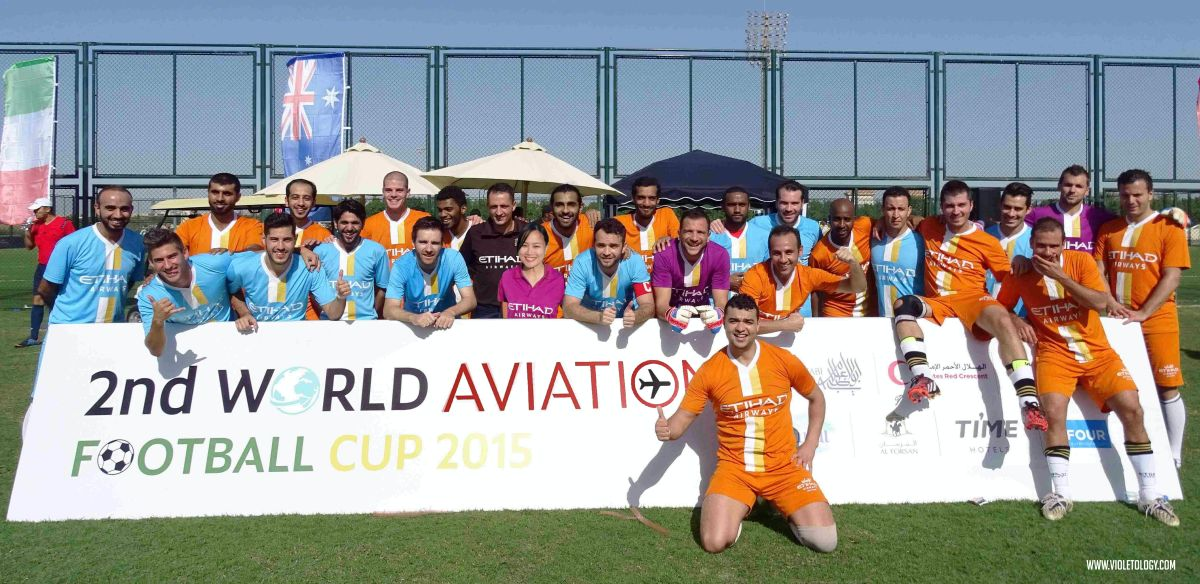 etihad airways football team